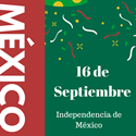 ¡Feliz Día de Independencia de México! / Happy Mexican Independence Day!