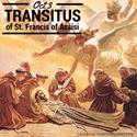 Celebration of the Transitus of St. Francis of Assisi