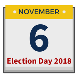 Election Day - November 6th