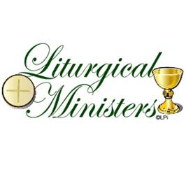 March 15, 2020 Liturgical Ministers/Lectores
