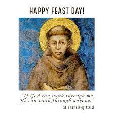 St. Francis of Assisi Parish Feast Day Celebration!