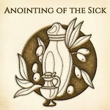 Sacrament of the Anointing of the Sick Sunday Mass, December 15th